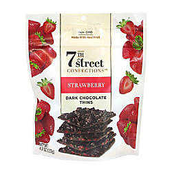 7th Street Confections Strawberry Dark Chocolate