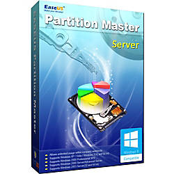 EaseUS Partition Master 100 Server Edition