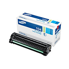 Samsung MLT D104S Black Toner Cartridge