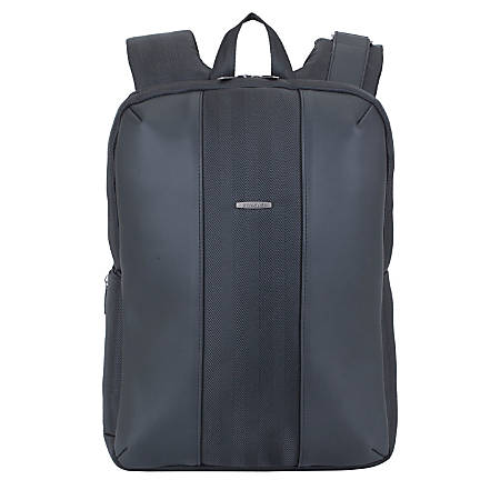 "RIVACASE 8125 Narita Slim Business Backpack With 14"" Laptop Pocket, Black"