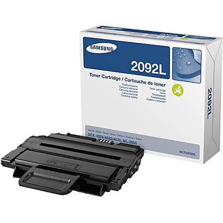 Samsung MLT-D209L Black Toner Cartridge And Drum