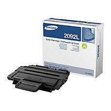 Samsung MLT D209L Black Toner Cartridge