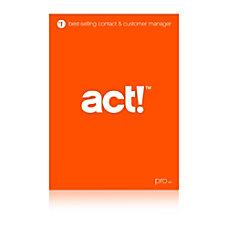 Act Pro v17