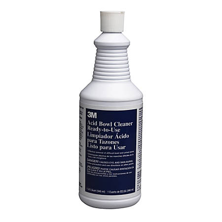 3M™ Acid Bowl Cleaner Ready-To-Use, 36.8 Oz.