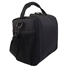 Office Depot Solid Top Zip Lunch