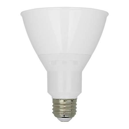 Euri PAR30 Long-Neck Dimmable LED Bulbs, 11 Watts, Soft White, Pack Of 6 Light Bulbs
