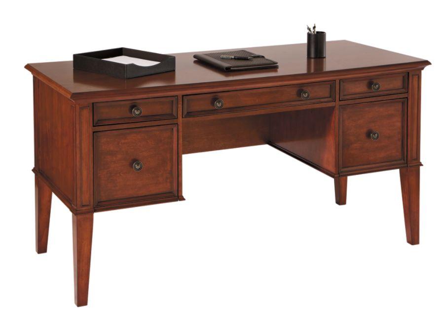 Desks mahogany at Office Depot
