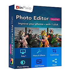 InPixio Photo Editor Home Edition Download