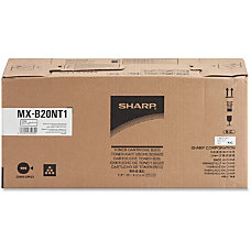 Sharp MX B20NT1 Black original toner