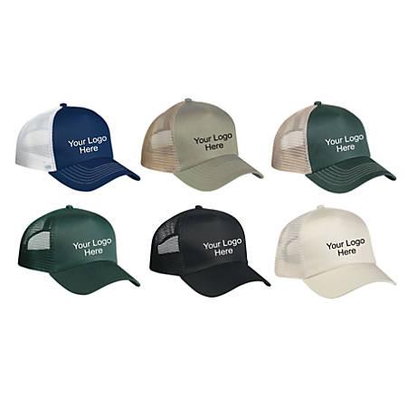 5-Panel Mesh-Back Cap