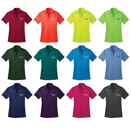 Port Authority Women's Silk-Touch Performance Polo