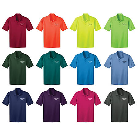 Port Authority Silk-Touch Performance Polo