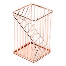 U Brands Fashion Wire Pencil Cup