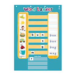 Educational Insights Word Ladder Phonics Activity