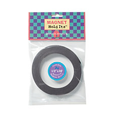 Dowling Magnets Adhesive Magnet Strip 12