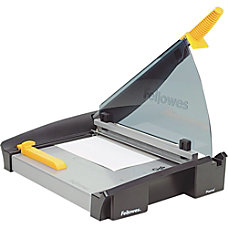 Fellowes Plasma Guillotine Paper Cutter 15