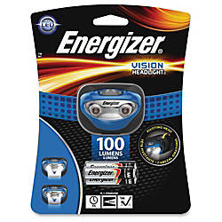 Energizer Vision Headlight AAA