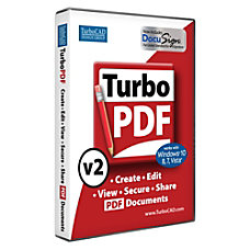 IMSI Design TurboPDF v2 Download Version