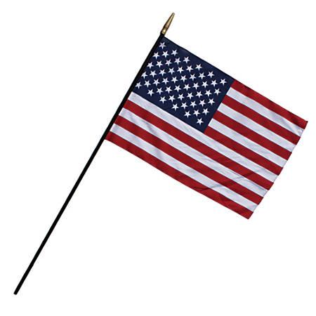 """Flagzone Heritage U.S. Classroom Flag, 16"""" x 24"""""""