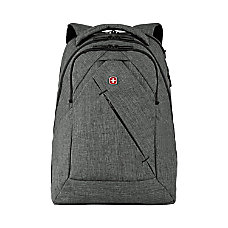 Wenger MoveUp 16 Laptop Backpack Charcoal