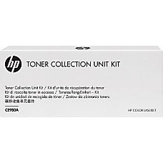 HP Toner collection kit for Color