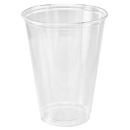 Dart® Ultra Clear™ Tall Cups, 10 Oz, Clear, Carton Of 1,000 Cups