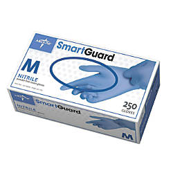 SmartGuard Powder Free Nitrile Exam Gloves
