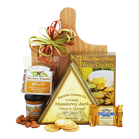 Givens and Company Cheese Board Appetizer Gift Crate