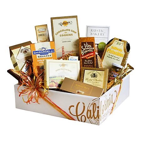 Givens and Company California Artisanal Gourmet Gift Box