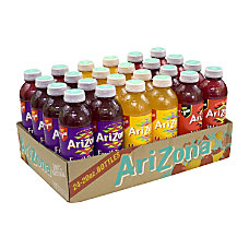 Arizona Juice Variety Pack 20 Oz