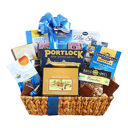 Givens and Company Bon Appétit Kosher Gourmet Gift Basket