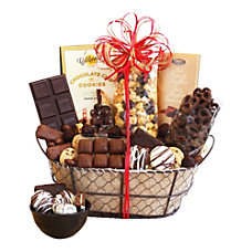 Givens and Company Chocolate Delights Basket
