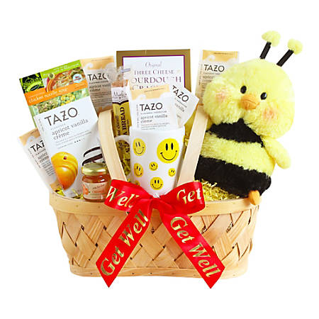 Givens and Company Bee Well Gift Basket