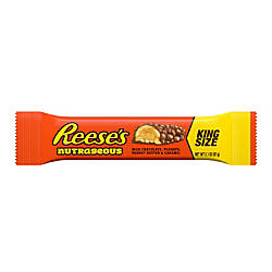 Reeses Nutrageous Candy Bar King Size
