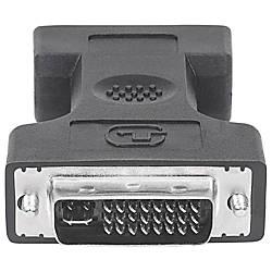 Manhattan DVI I Dual Link Male
