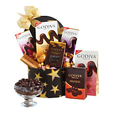 Givens and Company Godiva Superstar Gift