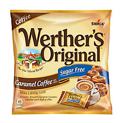 Werthers Original Sugar Free Caramel Coffee