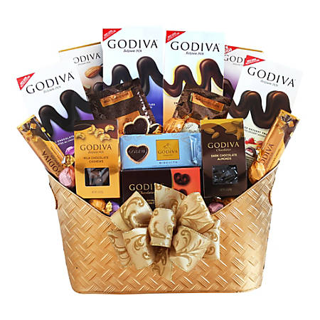 Givens and Company Majestic Godiva Gift Basket