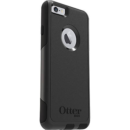 new arrival b6b6c 44f20 OtterBox iPhone 6/6s Commuter Series Case - For iPhone 6, iPhone 6S - Black  - Drop Resistant, Dust Resistant, Lint Resistant, Scratch Resistant, ...