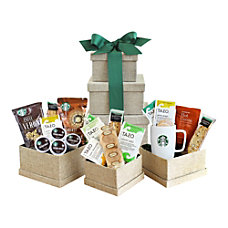 Givens and Company Starbucks Favorite Gift