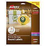 Color-Coding & Round Labels