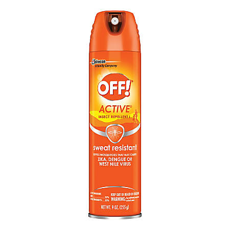OFF! Botanicals Insect Repellent Spray, 6 Oz, Pack Of 12 Cans
