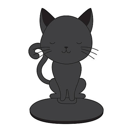 Digital Energy Phone Suction Stand, Cat