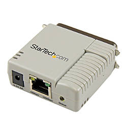 StarTechcom 1 Port 10100 Mbps Ethernet