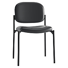 HON Scatter Stacking Guest Chair Armless