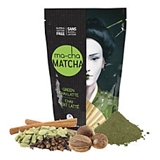 Ma Cha Green Chai Latte Mix