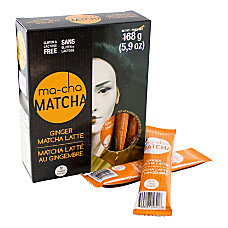 Ma Cha Ginger Matcha Sticks 59