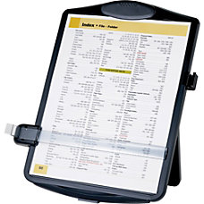 Sparco Adjustable Easel Document Holder 10