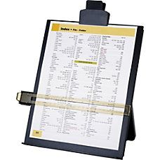 Sparco Easel Document Holder with Highlight