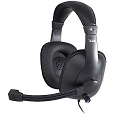 Cyber Acoustics AC 960 Stereo Headset